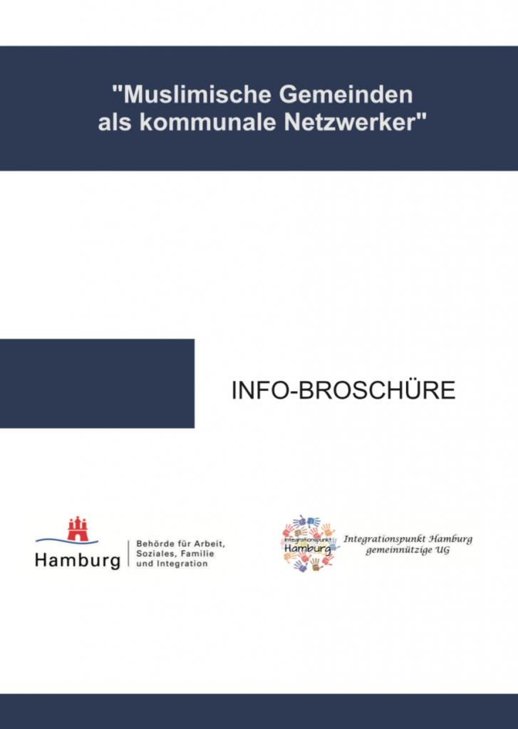 Info-Broschüre: Muslimische gemeinden als kommunale Netwerker