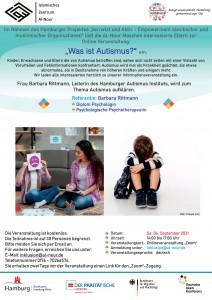 Was ist Autismus V3-001